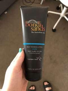 Bondi sands lotion