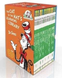 Dr Seuss' The Cat in the Hat's Learning Library