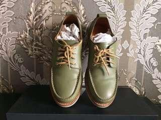 Dijual > BNV 4 EYE SUMMIT MOC OLIVE size 42 fit to 43.