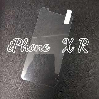 iPhone XR iPhone X Xs iPhone Xs Max Clear Tempered Glass