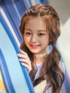 Wonyoung won young izone poster