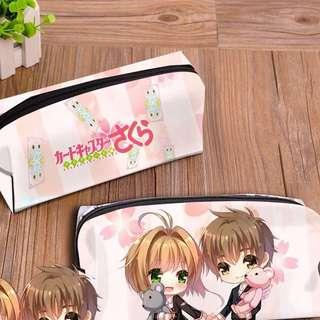Cardcaptor Sakura Double-sided Large Pencil Cases
