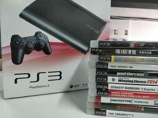 PlayStation 3 (Mint Condition)