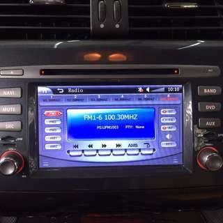 Fiat Bravo Original Player (RS820)