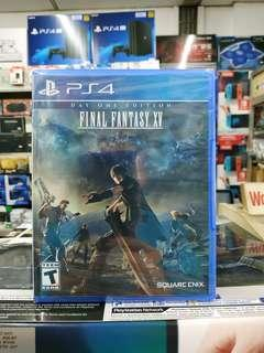 🆕 PS4 Final Fantasy XV Day One Edition