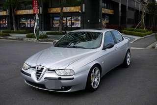 99 Alfa Romeo 156  5MT