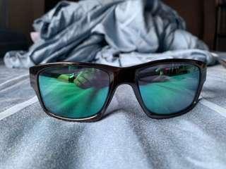 Oakley's Green Shades