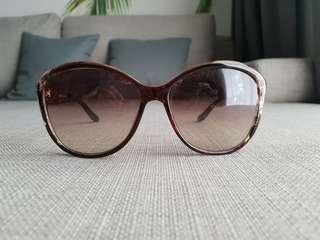 Brown Floral Shades/Sunnies/Sunglasses