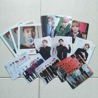 wts MONSTA X Are You There? photocards