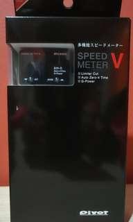 Pivot Speed Meter V