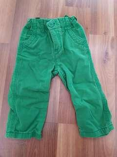 Authentic Baby Gap Colored Jeans for Toddlers