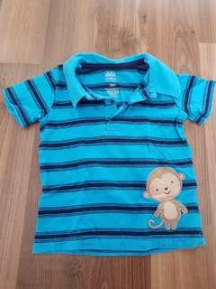 Monkey Shirt for Toddlers