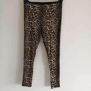 Leopard Prints Leggings by Givenchy