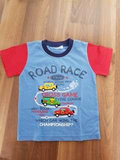 Road Race Shirt for Toddlers