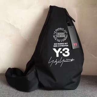Ready stock: Adidas Y-3 Nylon unisex crossbody bag