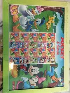 賓尼兔郵票(購自澳洲)
