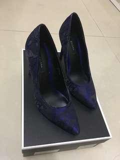 Zalora Fabric High Heels