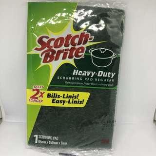 3M Scotch Brite Heavy Duty Scrub Pad