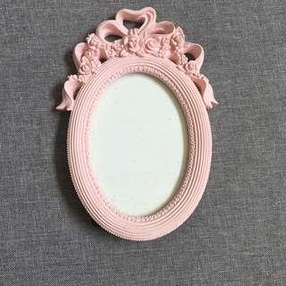Pink personal frame