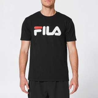 BNWT Black Fila t shirt