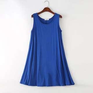 Blue Dress Plus Size#SINGLES1111