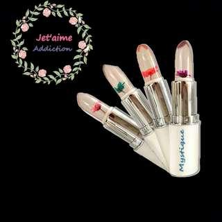 11.11 sales flower lipstick