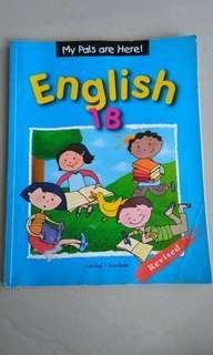 My pals english 1B textbook