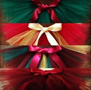 Handmade Tutu dress - christmax
