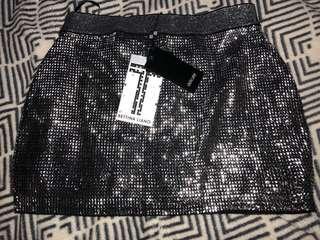 Bettina Liano Silver mini - Size 8 NYE!! 💥