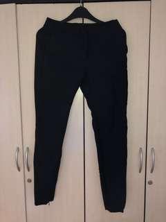 Mango suit trousers