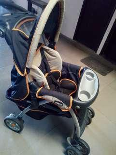 Baby stroller chicco cortina