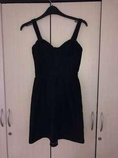 Topshop corset dress