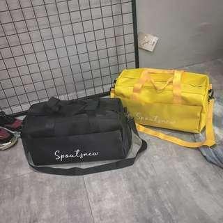 🚚 😃現貨😃乾濕分離游泳包/健身包/瑜伽包/運動包~有鞋位共有3種顏色可選