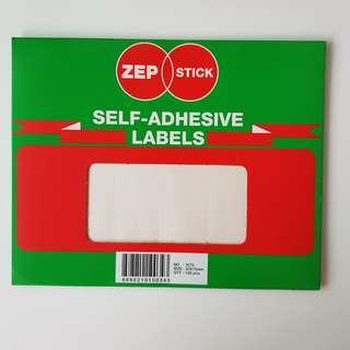 Self-Adhesive Labels