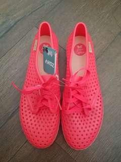 BNWT ZAXY Jelly Lace Up Shoes
