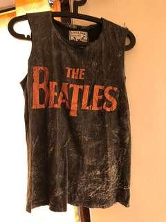 The Beatles muscle tee