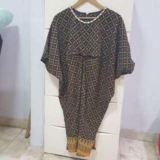 Marie & Frisco Kaftan Dress
