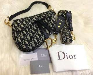 4e921c50f dior saddle bag   Currency   Carousell Philippines