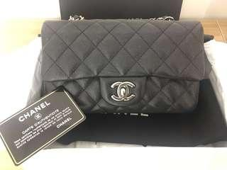 Chanel Caviar Classic Mini Flap