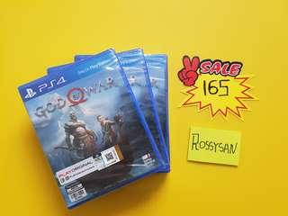 [New & Sealed]  God of War 4