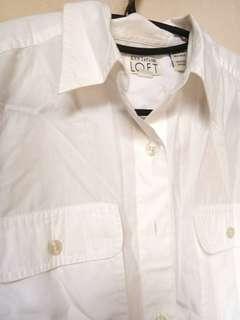#YEARENDSALE - White Shirt #2
