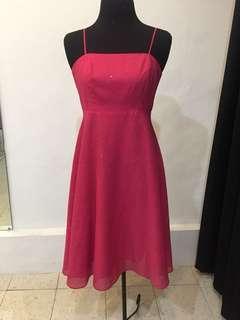 Cocktail Dress (pink)