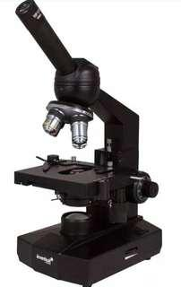 Levenhuk 320 Biological Microscope with Celestron 2MP Microcsope Imager