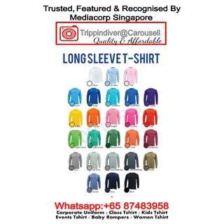 Longsleeve Cotton Tshirt