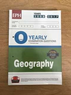 Geography TYS