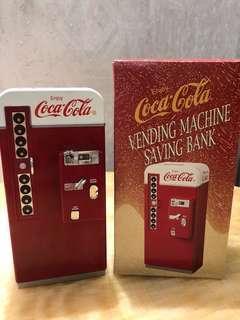 可樂鐵錢箱