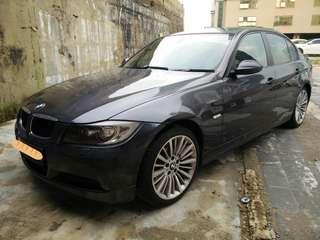 🇸🇬🇸🇬Offer2🇸🇬🇸🇬 2009 BMW 320 E90 2.0A 4 Door 5 Seater Colour Dark Grey Low Mileage *(133088KM)* Baru wasap.my/60126373536
