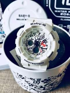 Casio Baby-G x Hello Kitty 2016 Limited Edition Collaboration Watch