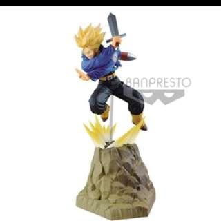 DBZ Dragonball Z Absolute Perfection Trunks