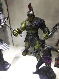 Hot Toys Hulk gladiator thor ragnarok